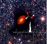 First detection of the simplest organic acid in the protoplanetary disk surrounding a Sun-like young star