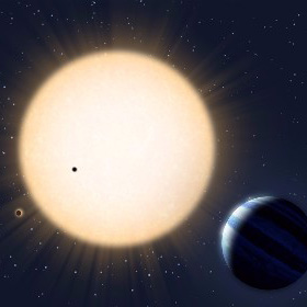 INAF researchers participate in the discovery of two Super Earths