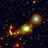 INAF reveals details about an elliptical galaxy