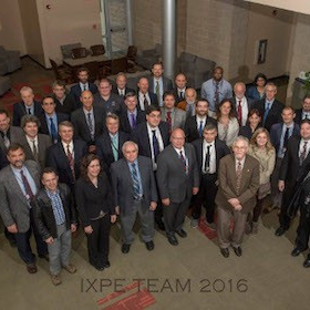 IXPE mission: Italy and NASA for new X-ray astronomy