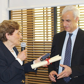 Matteucci Medal awarded to Marco Tavani