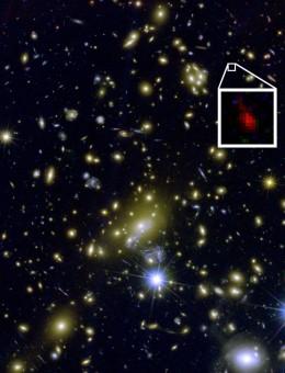 Ultra-distant galaxy: MACS1149-JD1