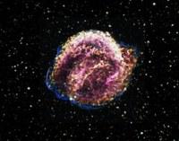 Surprises from Kepler's supernova