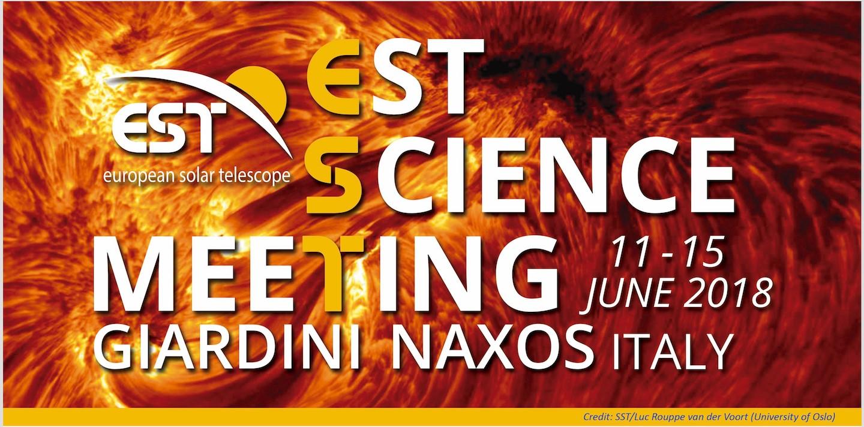 EST Science Meeting