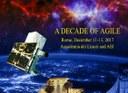 L'accademia dei Lincei (l'11 e 12 dicembre) e la sede dell'ASI (il 13 dicembre) ospiteranno il Simposio  internazionale dedicato ai 10 anni in orbita del satellite AGILE