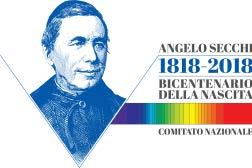 Al via le celebrazioni per il bicentenario della nascita  di Angelo Secchi