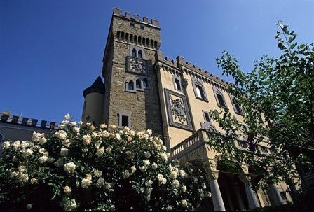 All'asta Villa Bazzoni e Castello Basevi di Trieste