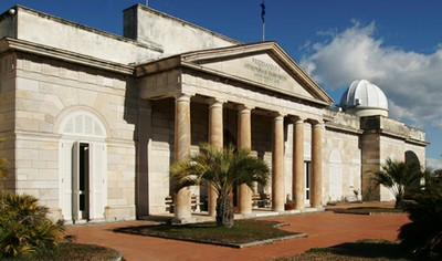 L'osservatorio di Capodimonte