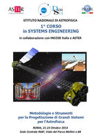 Primo corso in Systems Engineering