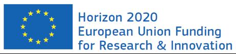 Nuovo logo HORIZON 2020